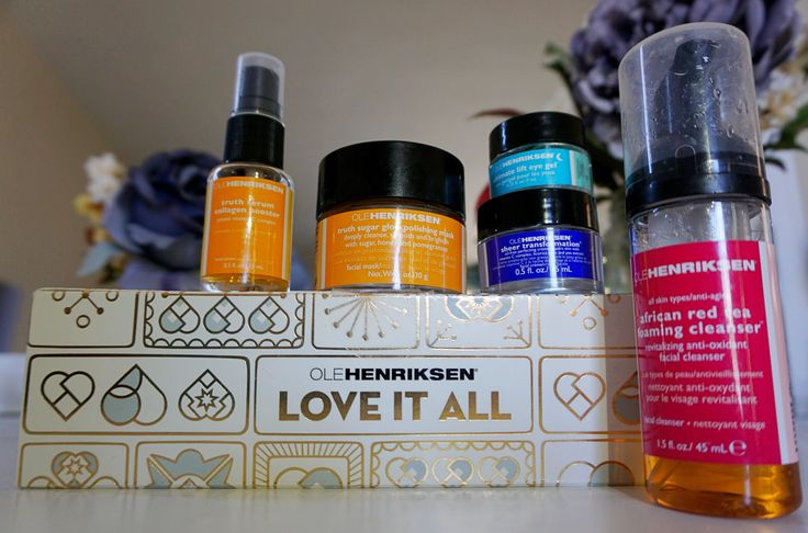 Current Skincare Routine and Ole Henriksen Review   Until The Very Trend