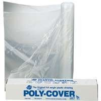 Warps 212C Plastic Poly Cover, Clear, 12-Feet by Warp Brothers. $42.69. Made of tough plastic for tough jobs in construction and agriculture. Measures 200-feet length by 12-feet width by 2-milimeter thickness. Full weight poly sheeting for over 50 years. Poly cover sheet. Sun resistant black outperforms clear in outdoor applications. This poly cover sheet features full weight poly sheeting for over 50 years. Made of tough plastic for tough jobs in construction...