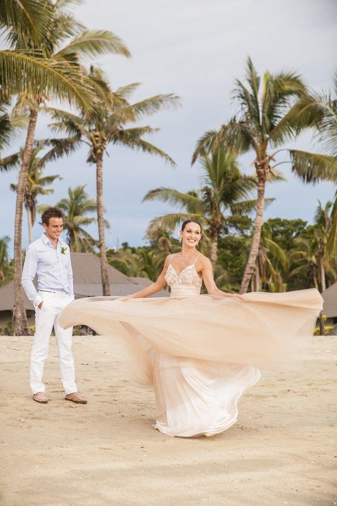 Stephanie & Tim — Musket Cove - Fiji Destination Wedding Blog — Bula Bride