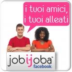 Trovare un #lavoro grazie alla propria rete di #relazioni è possibile...soprattutto se #Facebook e #JobiJoba_IT ci aiutano.