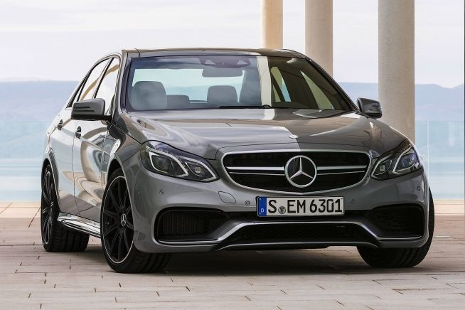 Mercedes-AMG continues to emphasize performance, dynamic purpose and efficiency The new 2014 E63 AMG 4MATIC now features a redesigned, performan