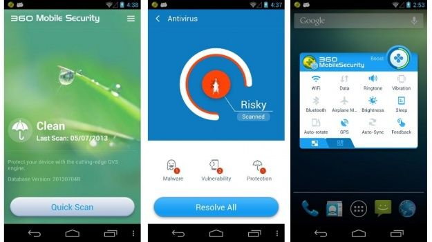 Top 5 Android security apps: Do they protect you?  Read more: http://www.digitaltrends.com/mobile/top-android-security-apps/#ixzz3PxaaAjE3  Follow us: @digitaltrends on Twitter   digitaltrendsftw on Facebook