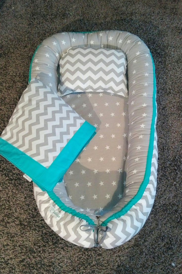 Pelíšek pro miminka samotný