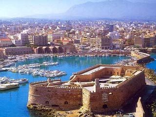 Heraklion. Can't wait to visit!