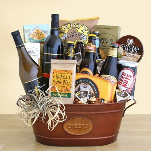 Best 25+ Beer basket ideas on Pinterest | Beer cake gift, Men ...