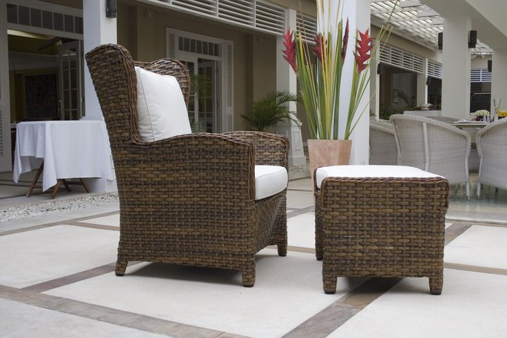 If you are looking for stylish #Wicker #OutdoorFurniture in #Sydney for your home? Visit @DicksonAvenue.
