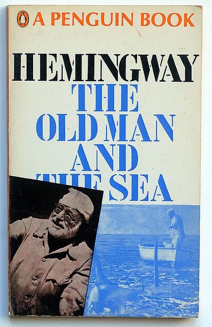 the story of santiago in the old man and the sea by ernest hemingway The old man and the sea by ernest hemingway, 9780099908401,  hemingway's magnificent fable is the story of an old man, a young boy and a giant fish here, in a perfectly crafted story, is a unique and timeless vision of the beauty and grief of man's challenge to the elements in which he lives  rather than dwell on this unfortunate.