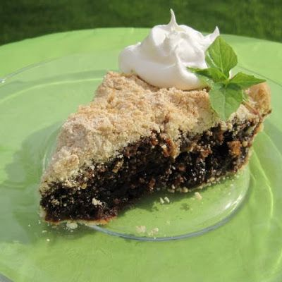Amish Wet Bottom Shoe Fly Pie