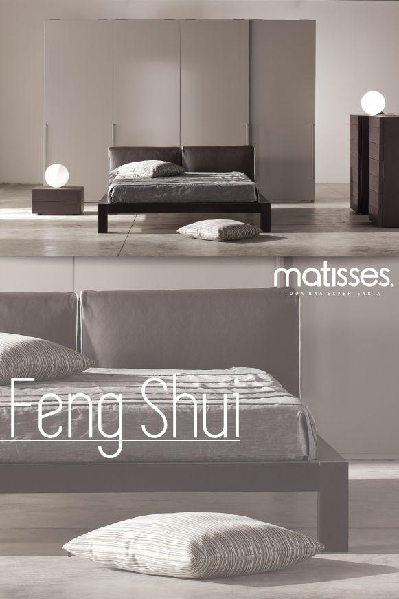 El Feng Shui recomienda que la cabecera de la cama sea en madera o tapizada, para que la energía que el cuerpo recupera mientras se duerme no se escape.