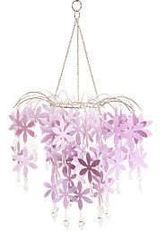 HANGING BUTTERFLY CHANDELIER
