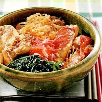金目鯛のすき焼き風 | 中島有香さんの煮魚の料理レシピ | プロの簡単料理レシピはレタスクラブネット