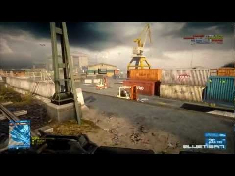 Battlefield 3 PC | Live Skype Session Ep.1 | TDM Team Deathmatch (BF3 PC Gameplay / Commentary)