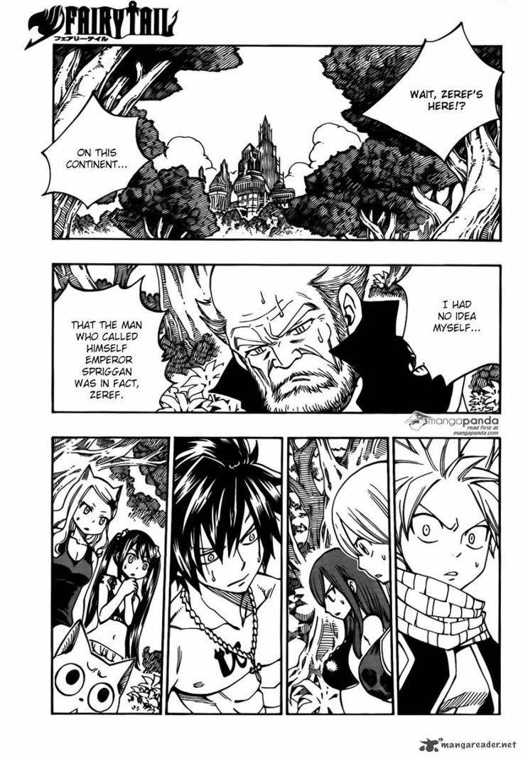 Fairy Tail 446 - Page 2