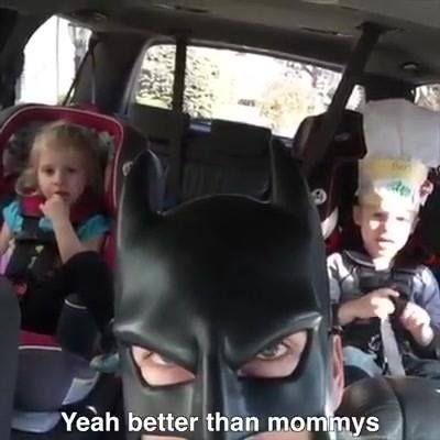 The best BatDad moments ever   Credit: Batdad
