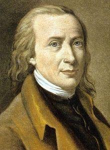 """Matthias Claudius (+1815): Liederdichter in Hamburg - """"Der Mond ist aufgegangen..."""""""