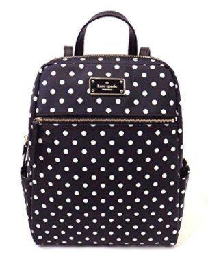Kate Spade New York Blake Avenue Hilo Small Backpack, Polka Dot