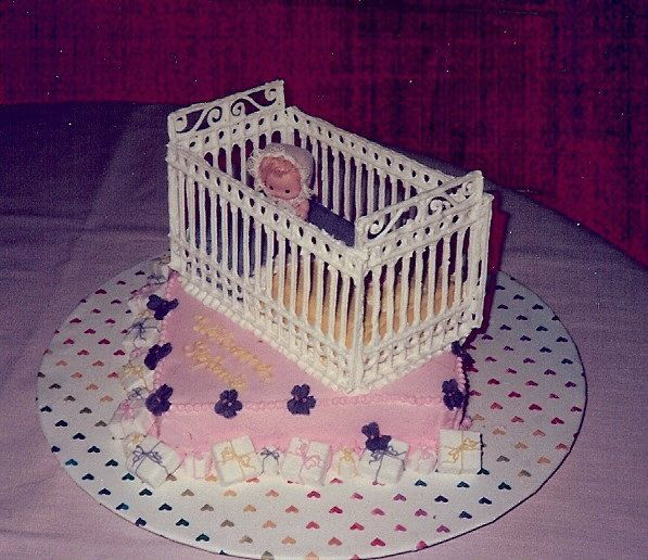 Baby Shower Cakes Made In Richmond Va