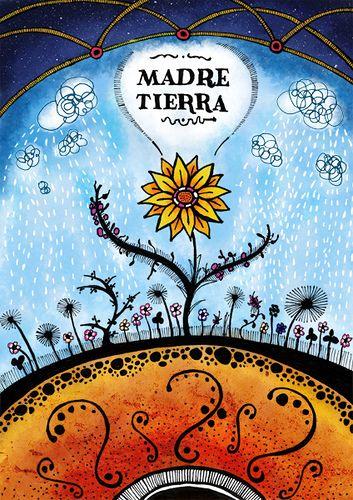 Universo de Luz y Amor: DIA DE LA MADRE TIERRA,PACHAMAMA.