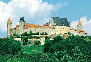 Coburg Castle, Coburg, Bavaria, Germany