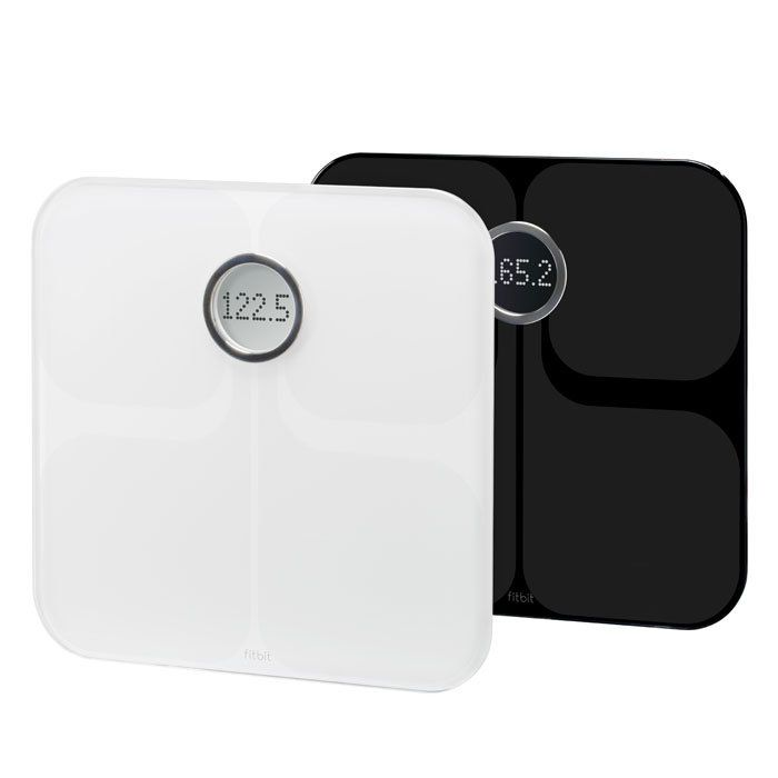Can't say I've ever wanted a scale, but this wireless one is cool. Goes with the Fit-Bit activity tracker and online tracking tool.