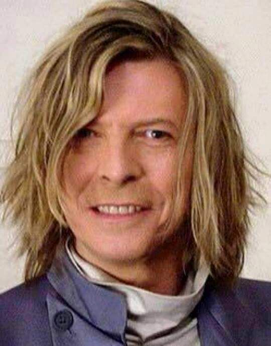 Pleasing 17 Best Ideas About David Bowie Long Hair 2017 On Pinterest Hairstyles For Men Maxibearus