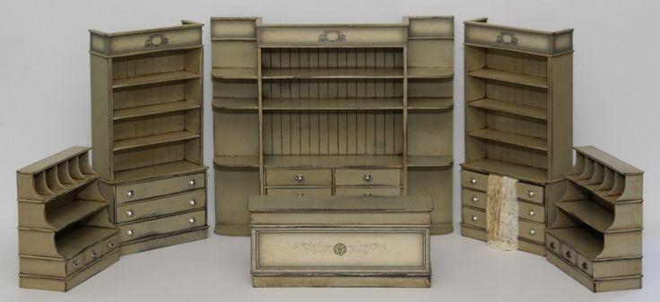 25 beste idee n over poppenhuis meubeltjes op pinterest for Poppenhuis te koop