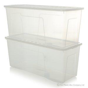 Plastic Storage Boxes Extra Large