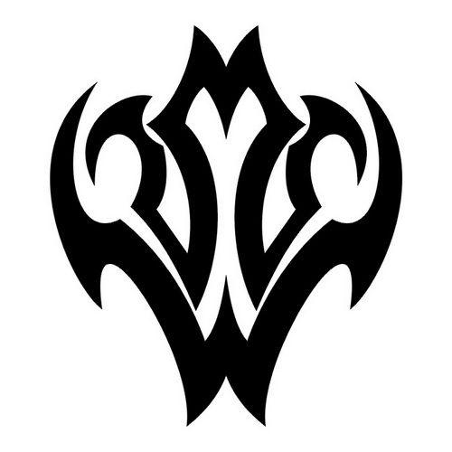 Strength Tribal Tattoo Designs Different Tribal Tattoos