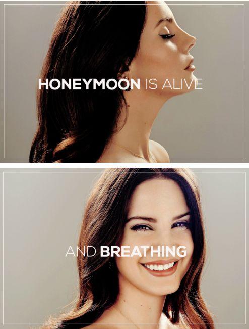 Lana Del Rey quote #LDR #Honeymoon #quotes