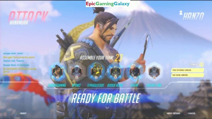 The Overwatch Beta Hanzo The Defensive Hero Gameplay - Playing An Xbox Live Assault Match This video features my Gameplay of The Overwatch Beta Hanzo The Defensive Hero Gameplay While Playing An Xbox Live Assault Match On The Hanamura Multiplayer Map.