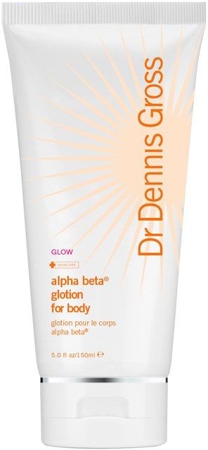 Dr Dennis Gross Skincare Alpha Beta Daily Glow Moisture For Body