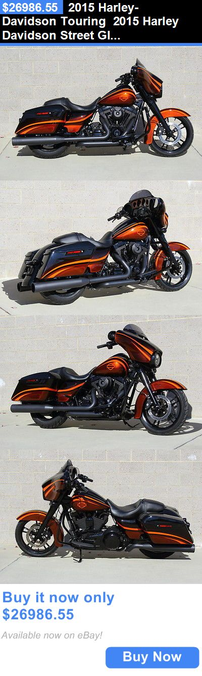 Motorcycles: 2015 Harley-Davidson Touring 2015 Harley Davidson Street Glide Special - Fully Customized - Low Payments BUY IT NOW ONLY: $26986.55
