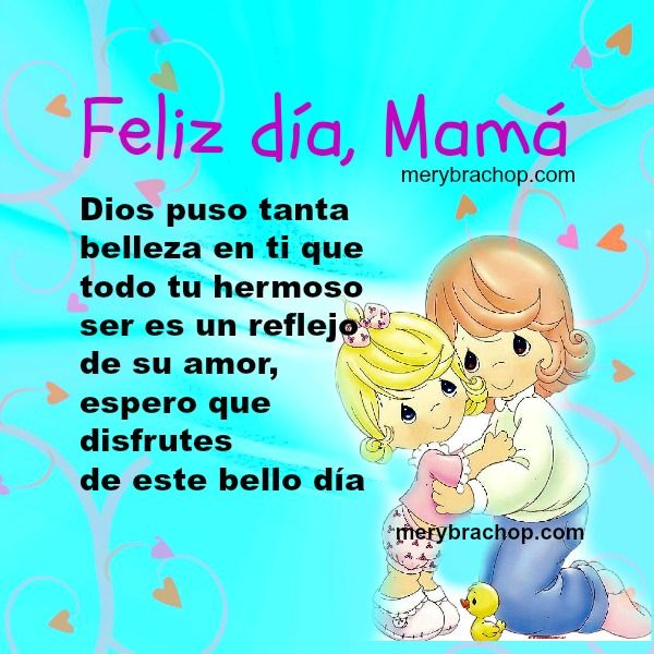 Imagenes Con Pensamientos Y Poemas Para El Dia De La Madre Poema