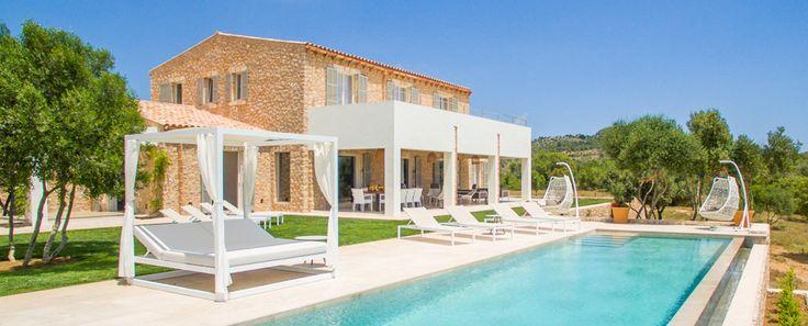 Exklusive Fincas und Ferienhäuser auf Mallorca ab 100,-. Finca-Urlaub für Freunde und Familien. Von privat zu mieten.