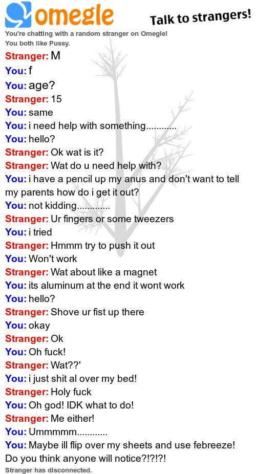 Funny internet chat logs