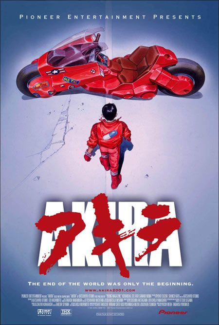 """""""The end of the world was only the beginning"""" - Akira"""