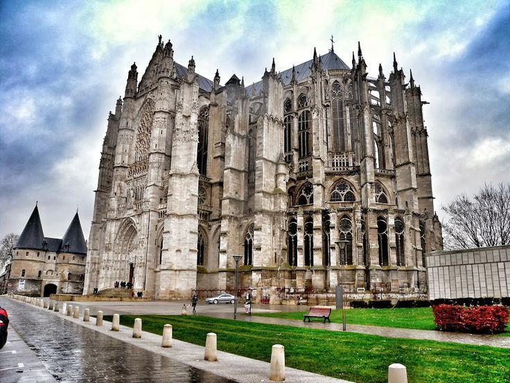 France. The Beauvais Cathedral... where my great grand Father Auguste Lucien Vérité designed and built the most famous Astronomic Clock in France.