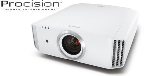 JVC DLA-X35W... top-notch 2D projection to catch every minute of the big game