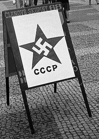 Prague, Czechoslovakia, 1968