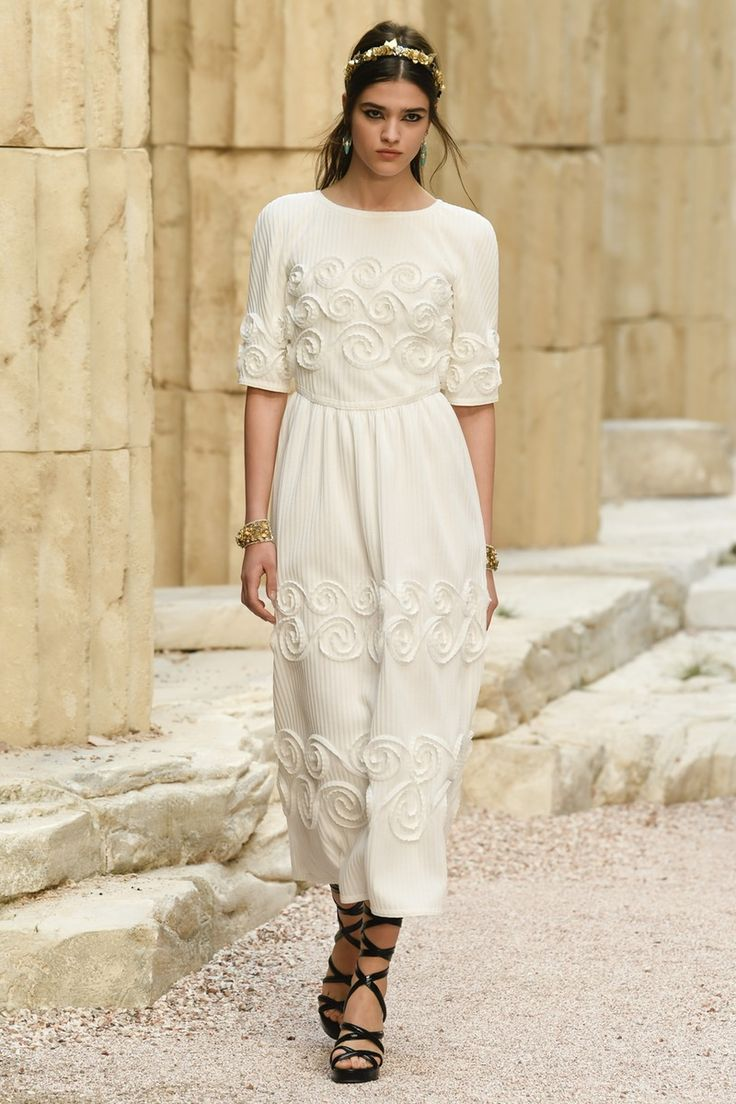 Chanel | Cruise 2018 | Look 55