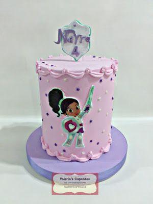 Torta de Nella, La Princesa valiente