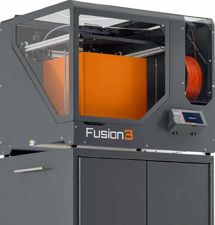 Best Professional 3D Printer For Sale Fusion3 F410 (With
