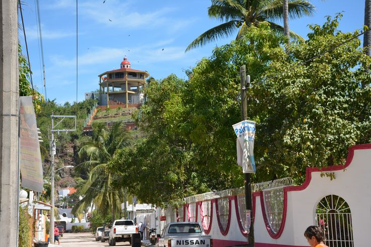 Los Ayala, Mexico...sleepy little Mexican town joined by two other towns..Rincon de Guayabitos and Los Pinata