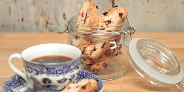 GBBO: How To Make Amazing Biscotti