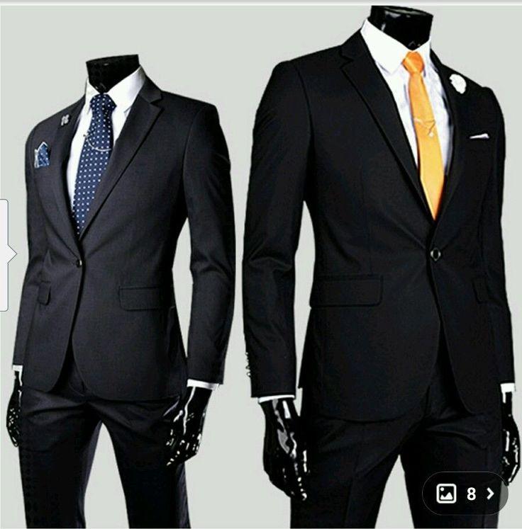 Completo Nero Uomo Matrimonio : Oltre fantastiche idee su vestito completo uomo