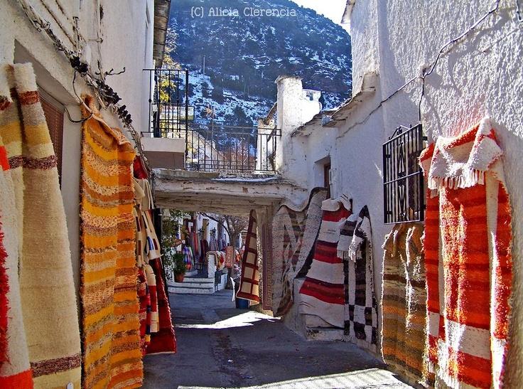 Pampaneira, Alpujarra, Granada / Andalucía, Spain. Photo by: Alicia Clerencia (flickr)
