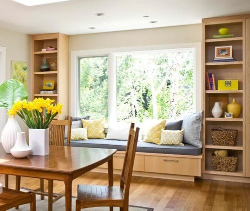 alternative to the never-used formal dining room