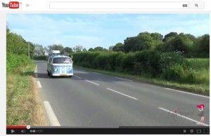 Vakantie met VW T2 bus