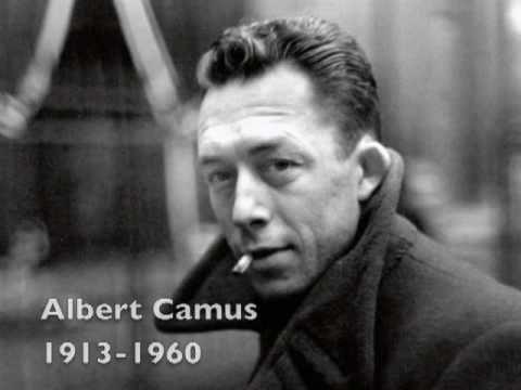 Le testament d'Albert Camus