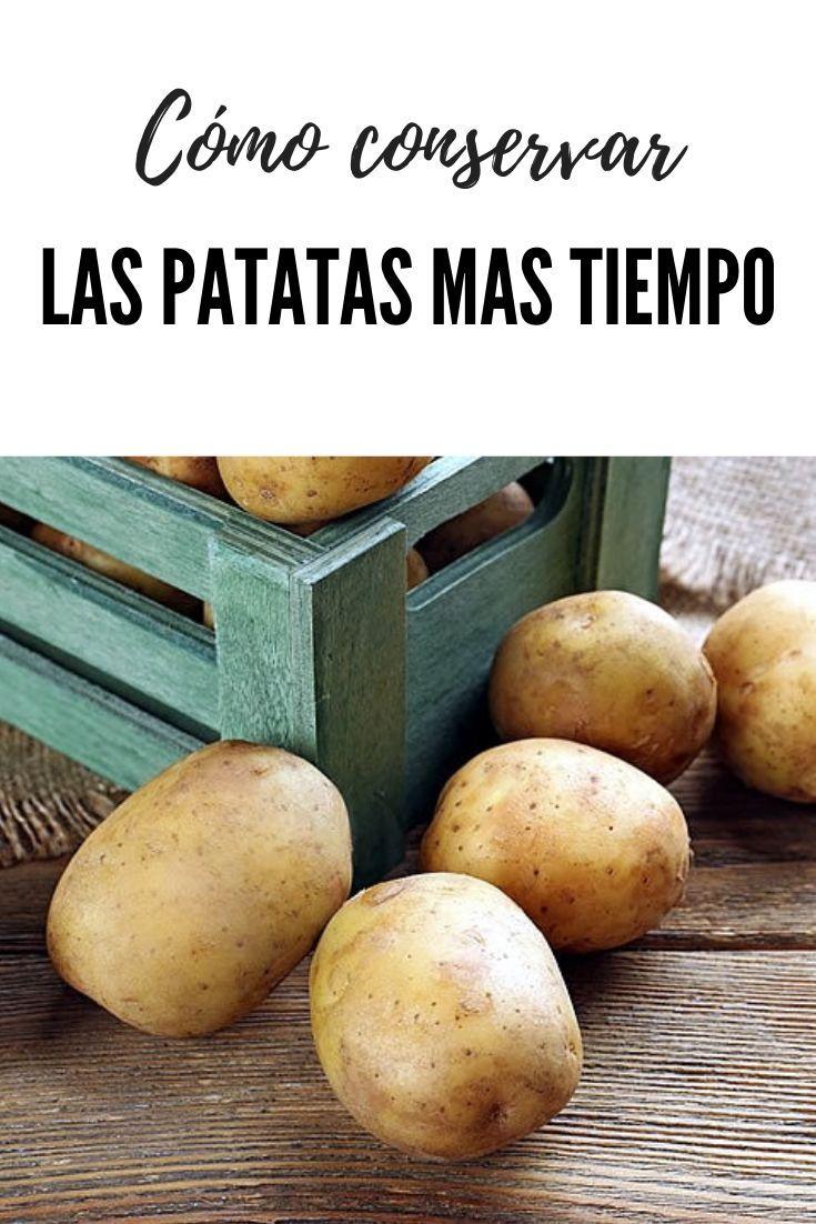 Cómo Conservar Las Patatas La Cocina De Lila En 2020 Patatas Recetas De Cocina Fáciles Recetas De Cocina